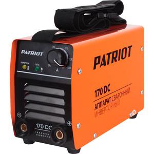 цена на Сварочный инвертор PATRIOT 170 DC
