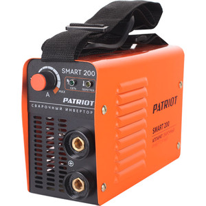 Сварочный инвертор PATRIOT Smart 200