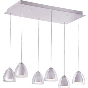 Подвесная люстра IDLamp 394/6-LEDWhite цена