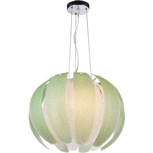 Подвесной светильник IDLamp 248/1-Green подвесной светильник idlamp 248 1 blue