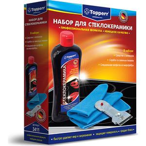 Набор для стеклокерамики Topperr 3411 цена