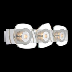 Фото - Настенный светильник Globo 41710-3 настенный светодиодный светильник globo zarima 41710 2