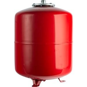 все цены на Расширительный бак STOUT гидроаккумулятор 80 л вертикальный (цвет красный) (STH-0006-000080) онлайн