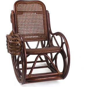 Кресло-качалка Мебель Импэкс CORAL МИ с подушкой подушки
