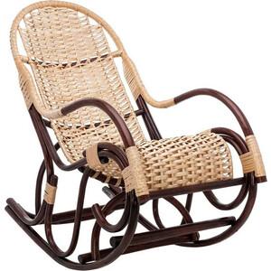 Кресло-качалка Мебель Импэкс Усмань орех