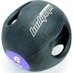 Медбол Body-Gym 1221-30-А 6кг с рукоятками