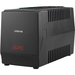 все цены на Стабилизатор напряжения APC Line-R LS595-RS онлайн