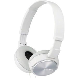 Наушники Sony MDR-ZX310 white цены