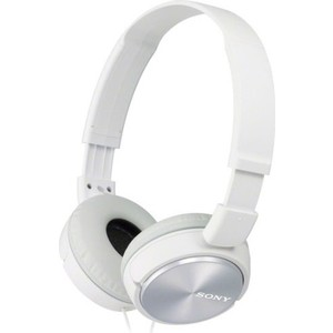 Наушники Sony MDR-ZX310 white цена