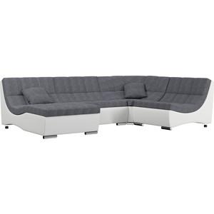 Модульный диван WOODCRAFT Монреаль 4 без механизма угловой модульный диван монреаль 4