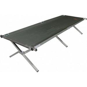 Кровать раскладная Woodland CK-166 Camping bed алюминиевая