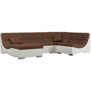 Модульный диван WOODCRAFT Монреаль 6 без механизма угловой модульный диван монреаль 4