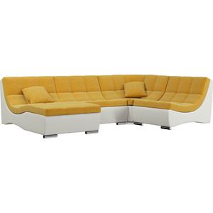 Модульный диван WOODCRAFT Монреаль 7 без механизма угловой модульный диван монреаль 4