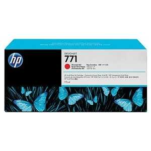 Картридж HP N771 красный (CE038A) цена
