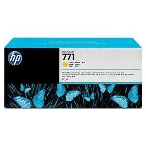 Картридж HP N771 желтый (B6Y10A) цена