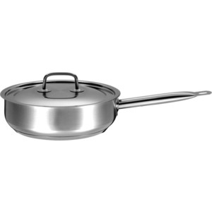 Сковорода d 24 см ВСМПО-Посуда Гурман Профи (330724)