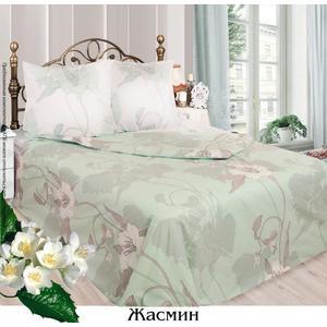 Комплект постельного белья Сова и Жаворонок Семейный, бязь, Жасмин, n50 цена