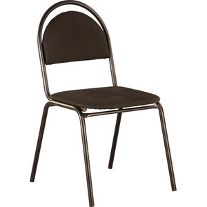 Офисный стул Nowy Styl SEVEN C11 ткань черная плита iplate yz c11