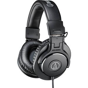 Наушники Audio-Technica ATH-M30X наушники audio technica ath s200btgbl