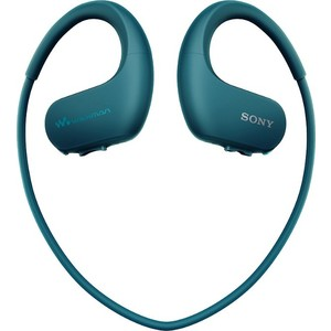 MP3 плеер Sony NW-WS413 blue mp3 плеер sony nw ws623 green