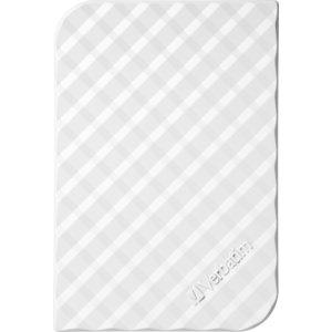 Внешний жесткий диск Verbatim 1Tb StorenGo white (53206)