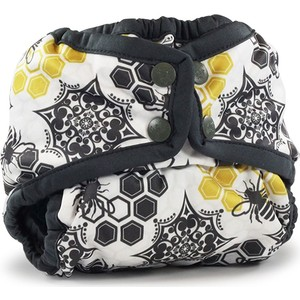 Подгузник для плавания Kanga Care Newborn Snap Cover Unity (820103913577) все цены