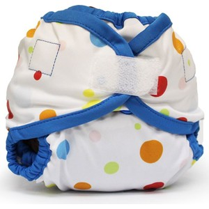 Подгузник Kanga Care Newborn Aplix Cover Gumball (628586679122) сумка kanga care wet bag kangarooz 628586678668