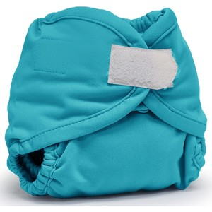 Подгузник Kanga Care Newborn Aplix Cover Aquarius (784672405621) сумка kanga care wet bag kangarooz 628586678668