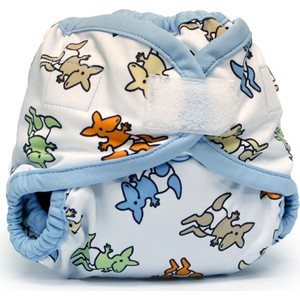 Подгузник Kanga Care Newborn Aplix Cover Kangarooz (628586679153) все цены