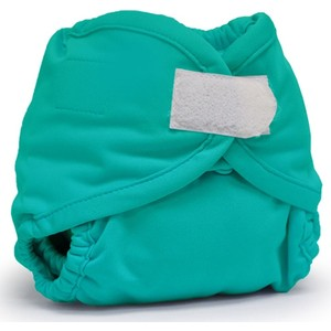 Подгузник Kanga Care Newborn Aplix Cover Peacock (661799592758) сумка kanga care wet bag kangarooz 628586678668