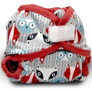 Подгузник Kanga Care Newborn Aplix Cover Clyde (820103913409)