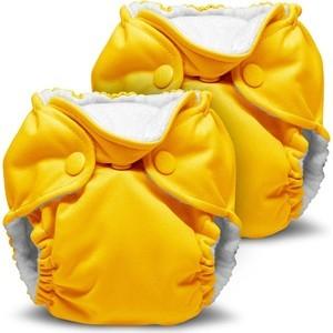 Многоразовый подгузник Kanga Care для новорожденных Lil Joey 2 шт. Dandelion (784672405904)