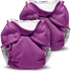 Многоразовый подгузник Kanga Care для новорожденных Lil Joey 2 шт. Orchid (784672405980)