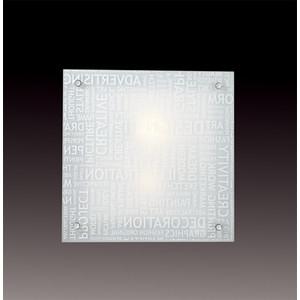 Настенный светильник Sonex 2257 накладной светильник sonex piola 2013 d