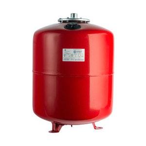 все цены на Расширительный бак STOUT для систем отопления со сменной мембраной с ножками (красный) (STH-0006-000050) онлайн