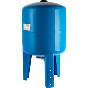 Гидроаккумулятор STOUT для систем водоснабжения со сменной мембраной с ножками (синий) (STW-0002-000300) фото