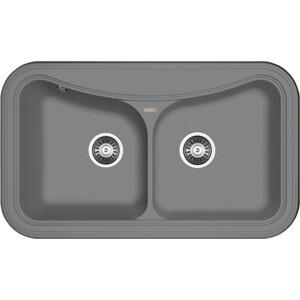 Кухонная мойка Florentina Крит 860 грей FSm (20.115.E0860.305) мойка florentina крит 860 грей