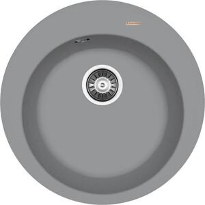 Кухонная мойка Florentina Никосия D510 грей FSm (20.135.B0510.305)