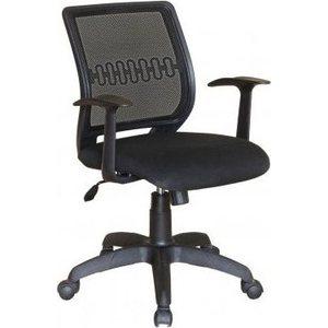 Кресло Союз мебель Пента ткань черная