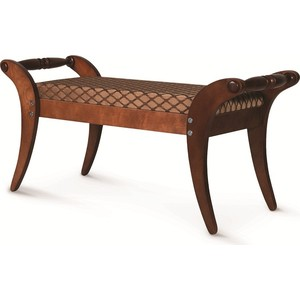 Банкетка Мебелик Тифани средне-коричневый