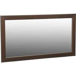 Зеркало Мебелик Васко В 61Н темно-коричневый/патина цены