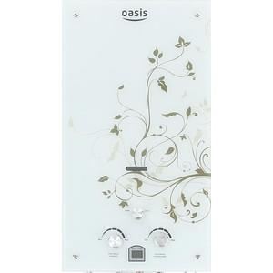 Газовая колонка Oasis Glass 20ZG газовая колонка oasis modern 16ms