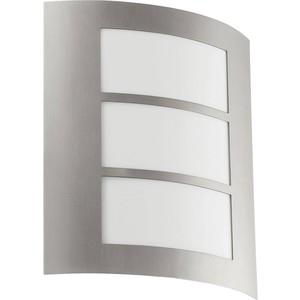 Уличный настенный светильник Eglo 88139