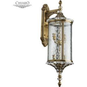 Уличный настенный светильник Chiaro 802021004