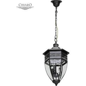 Уличный подвесной светильник Chiaro 801010403
