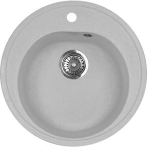 Кухонная мойка AquaGranitEx M-08 (310) серый