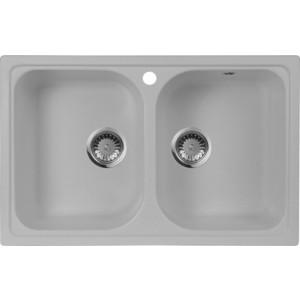 Кухонная мойка AquaGranitEx M-15 (310) серый