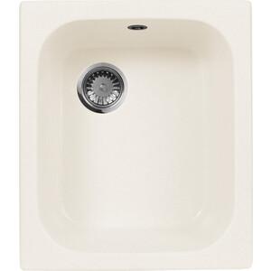 Кухонная мойка AquaGranitEx M-17 (331) белый