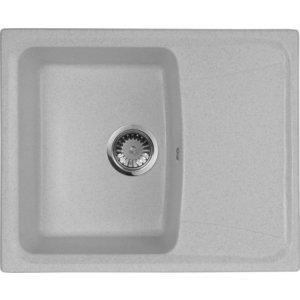 Кухонная мойка AquaGranitEx M-17K (310) серый