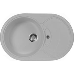 Кухонная мойка AquaGranitEx M-18S (310) серый